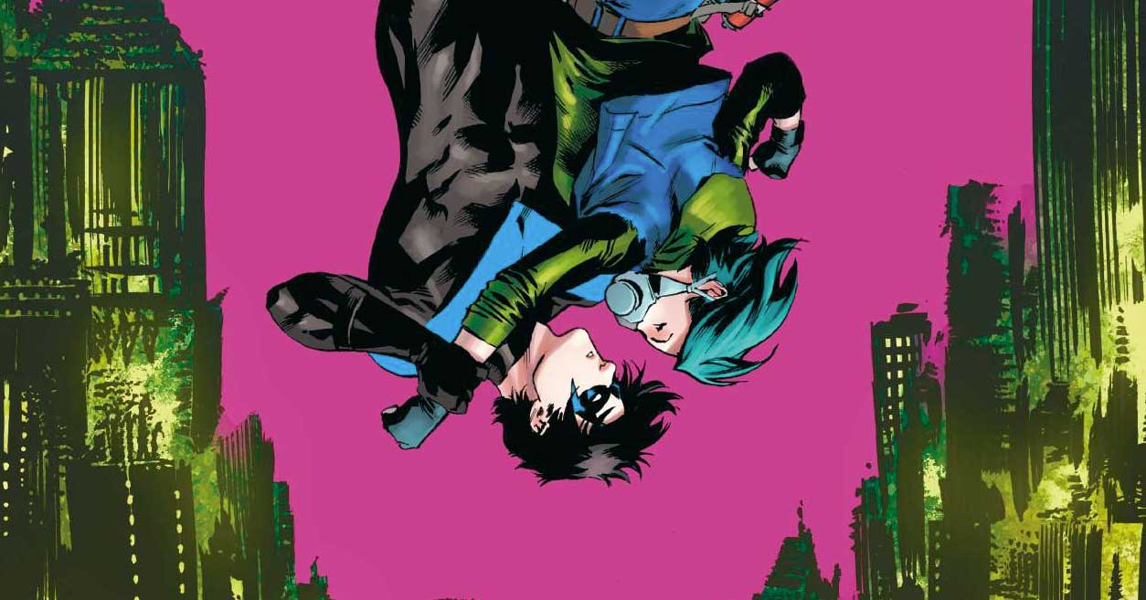 Dick Grayson a d'abord débuté sa carrière en tant que Robin. En quelle année a t-il finalement opté pour l'identité de Nightwing ?