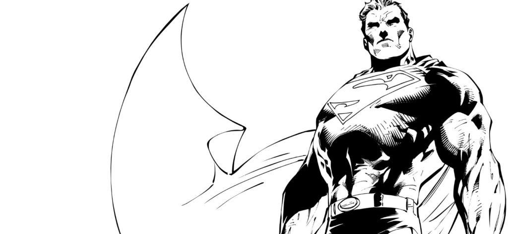 Des Coloriages Superman Urban Comics