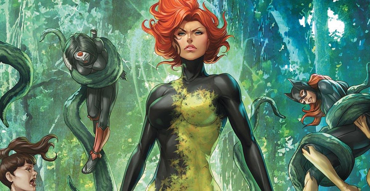L'identité réelle de Poison Ivy est...