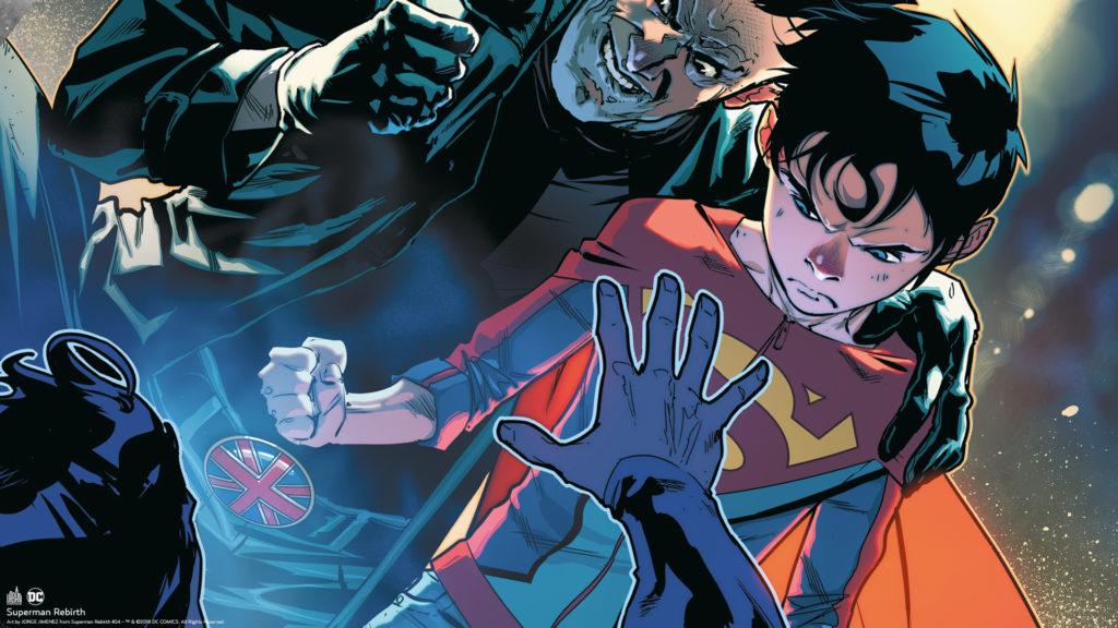 Superman Rebirth Les Fonds D Ecran Urban Comics