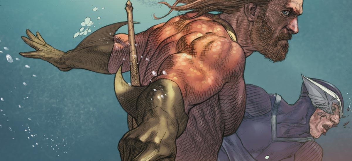 Aquaman a tué...