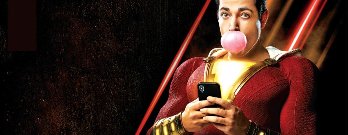 Qui interprète Shazam adulte dans le prochain film de David F. Sandberg ?