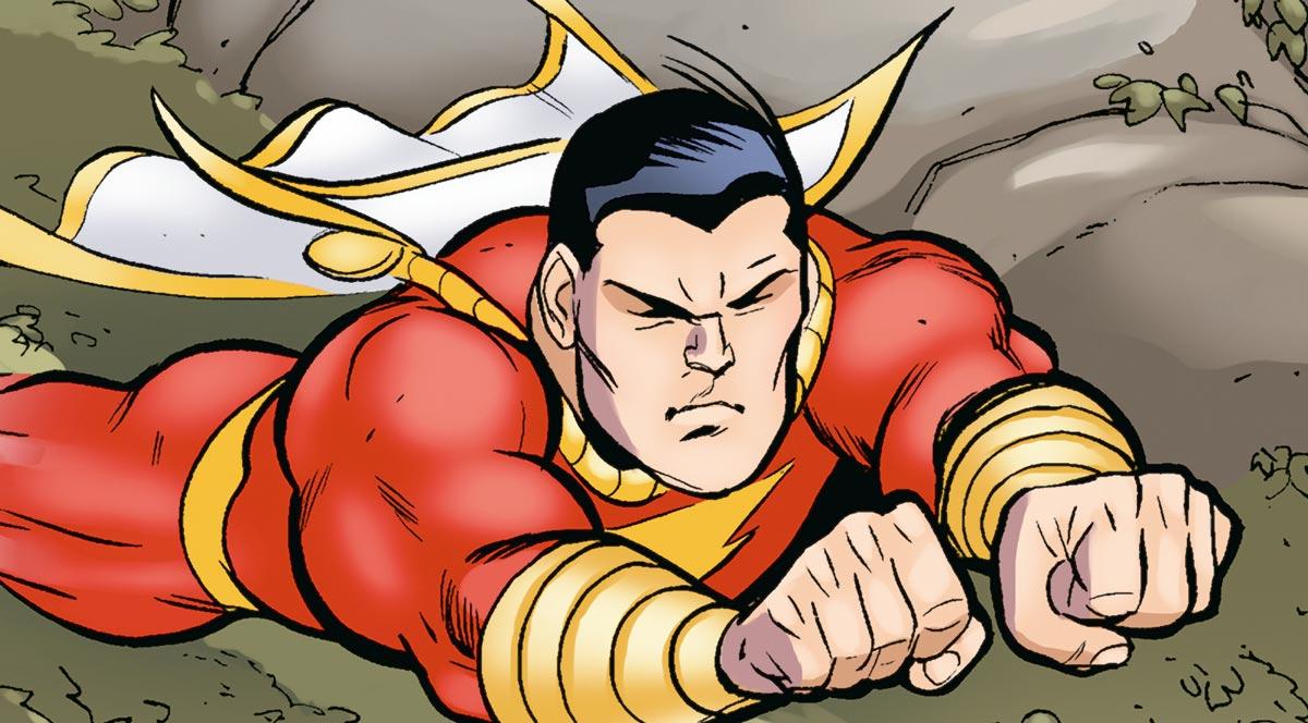 Quelle est la véritable identité de Shazam ?