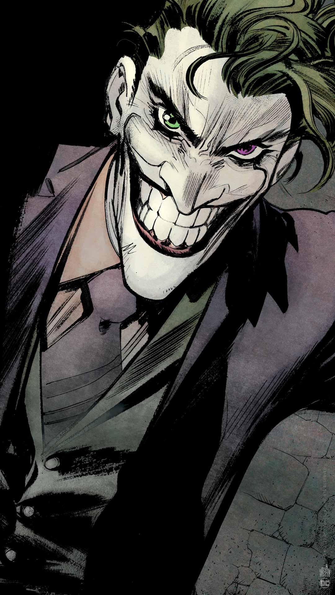 Joker : les fonds d'écran pour ton mobile ! - Urban Comics