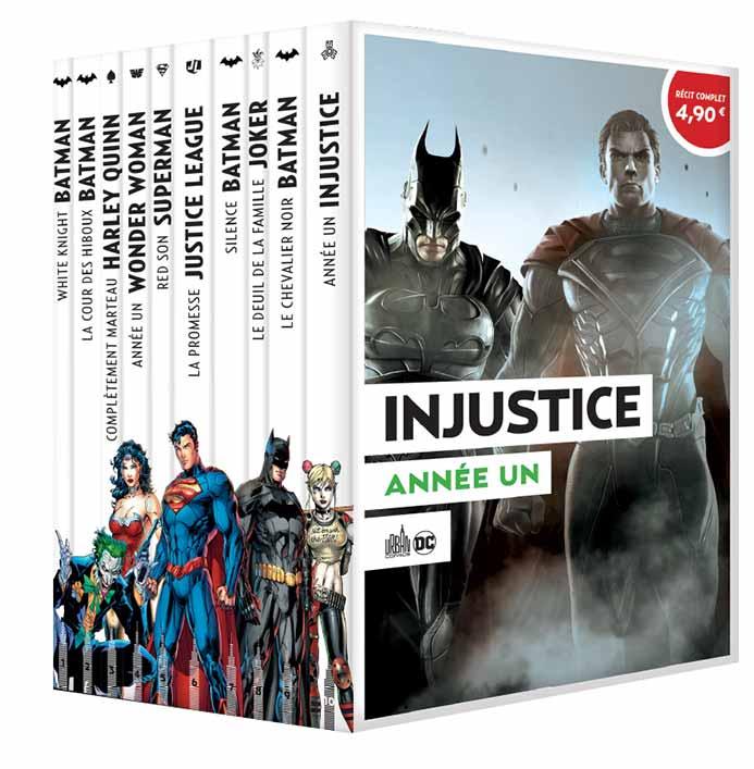 COMICS : DC COMICS Opeetefrise