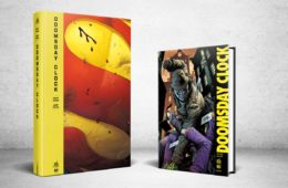Doomsday Clock Urban Comics