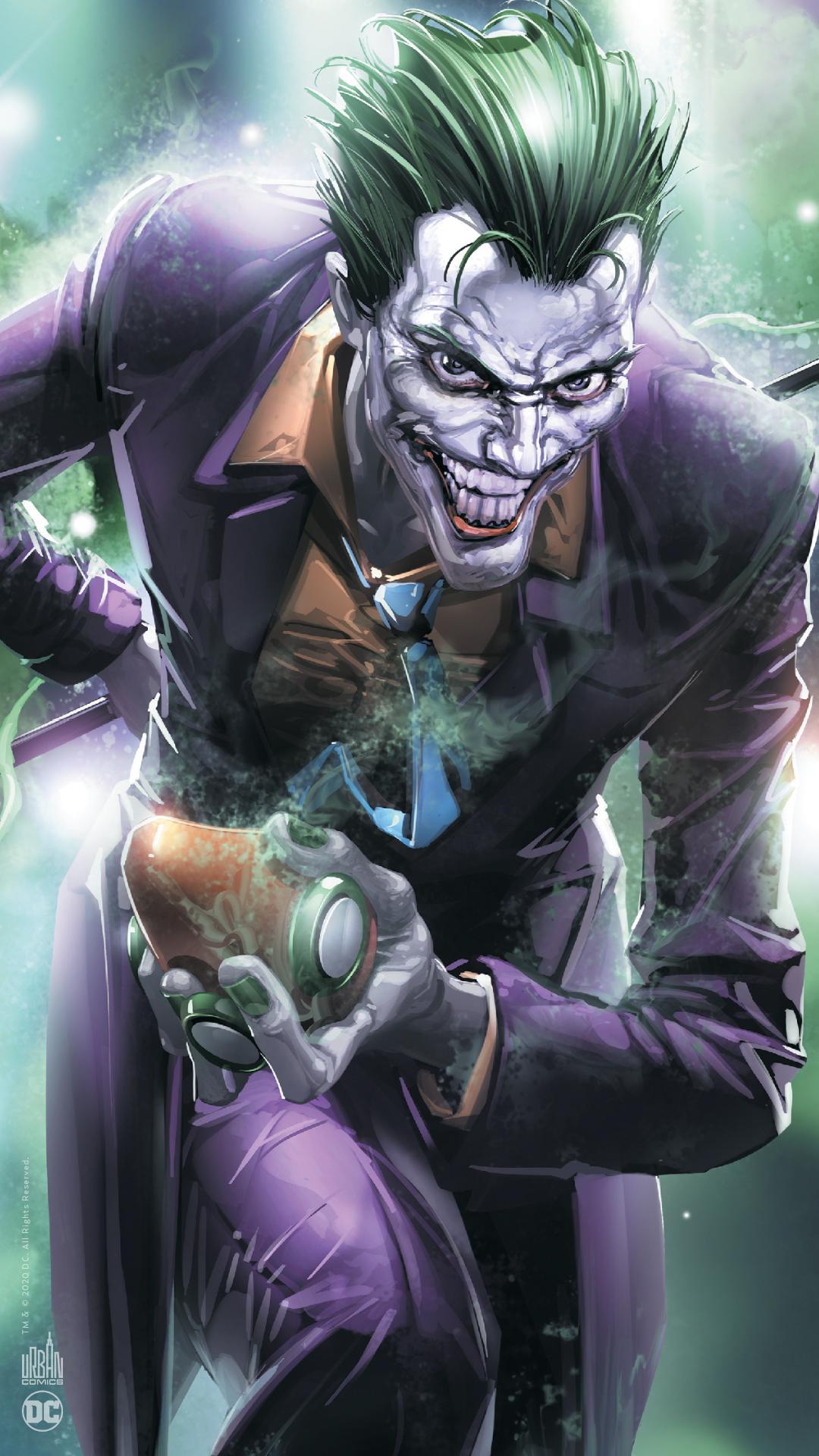 Joker 80 : les fonds d'écran pour ton mobile à télécharger - Urban Comics